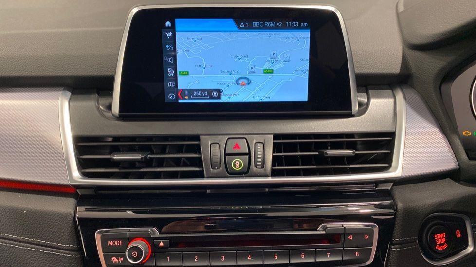 Image 5 - BMW 218i M Sport Gran Tourer (YA69KNW)