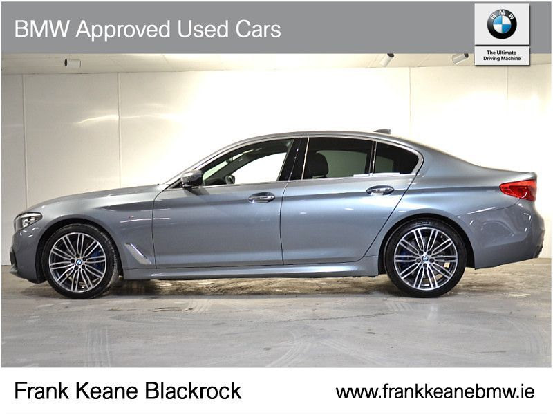 Used BMW 5 Series 530i M Sport Saloon (2018 (181))