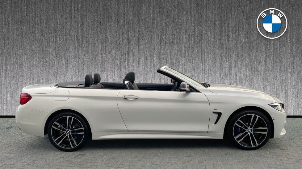 Image 3 - BMW 435d xDrive M Sport Convertible (CX20VWF)