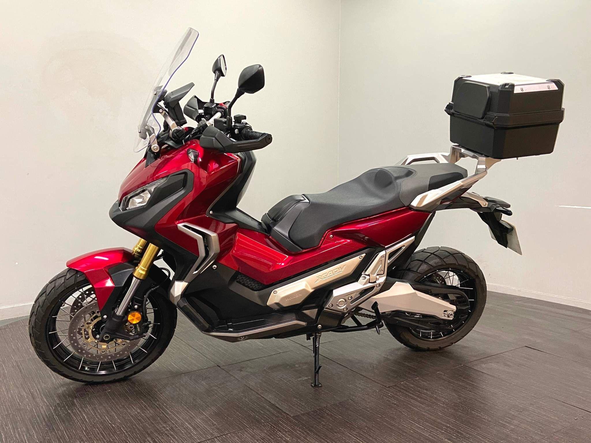 Honda X-ADV Images