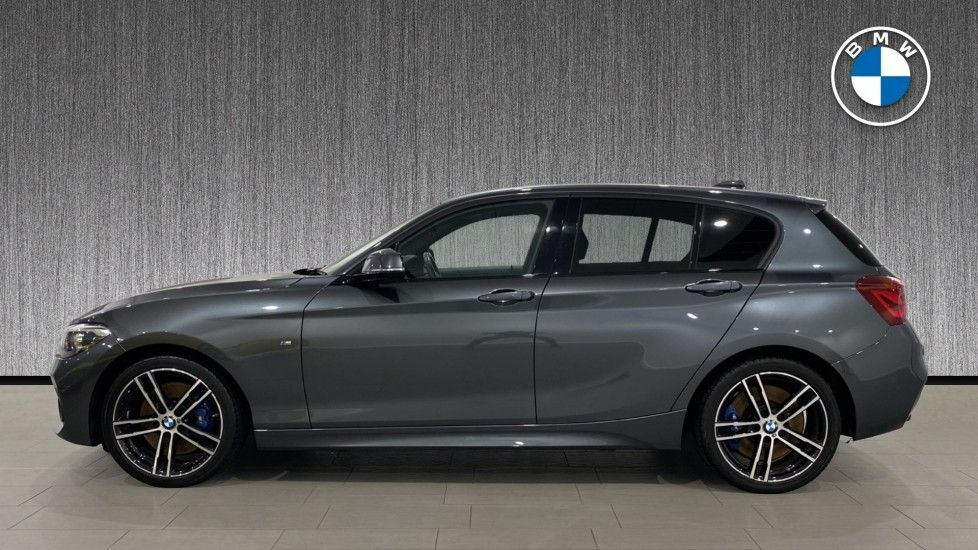 Image 3 - BMW 118i M Sport Shadow Edition 5-door (YD68PPY)