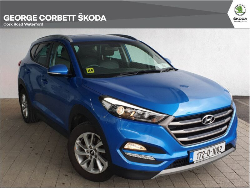 Hyundai Tucson Executive 1.7 5DR