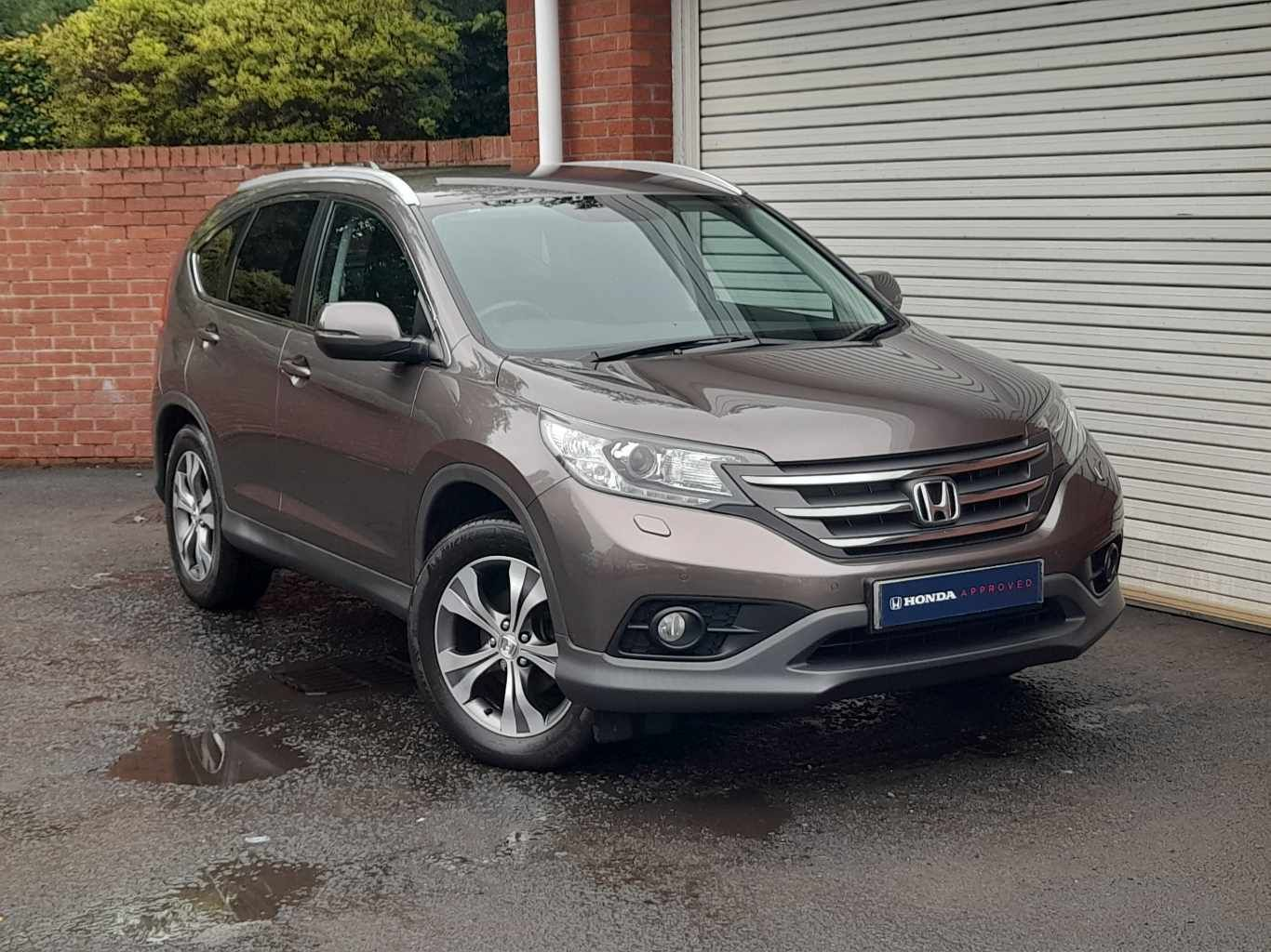 Honda CR-V 2.0I SR Manual