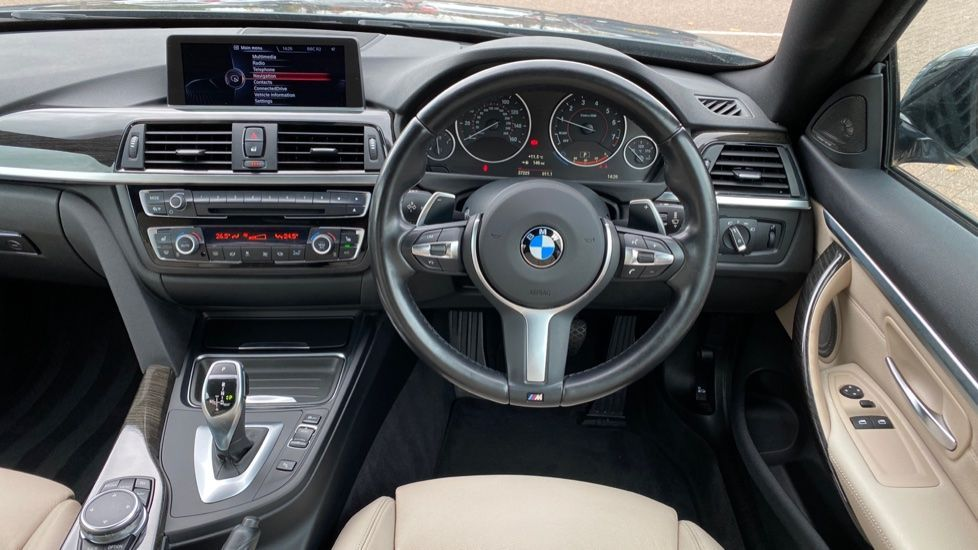 Thumbnail - 8 - BMW 428i M Sport Coupe (GD64USY)