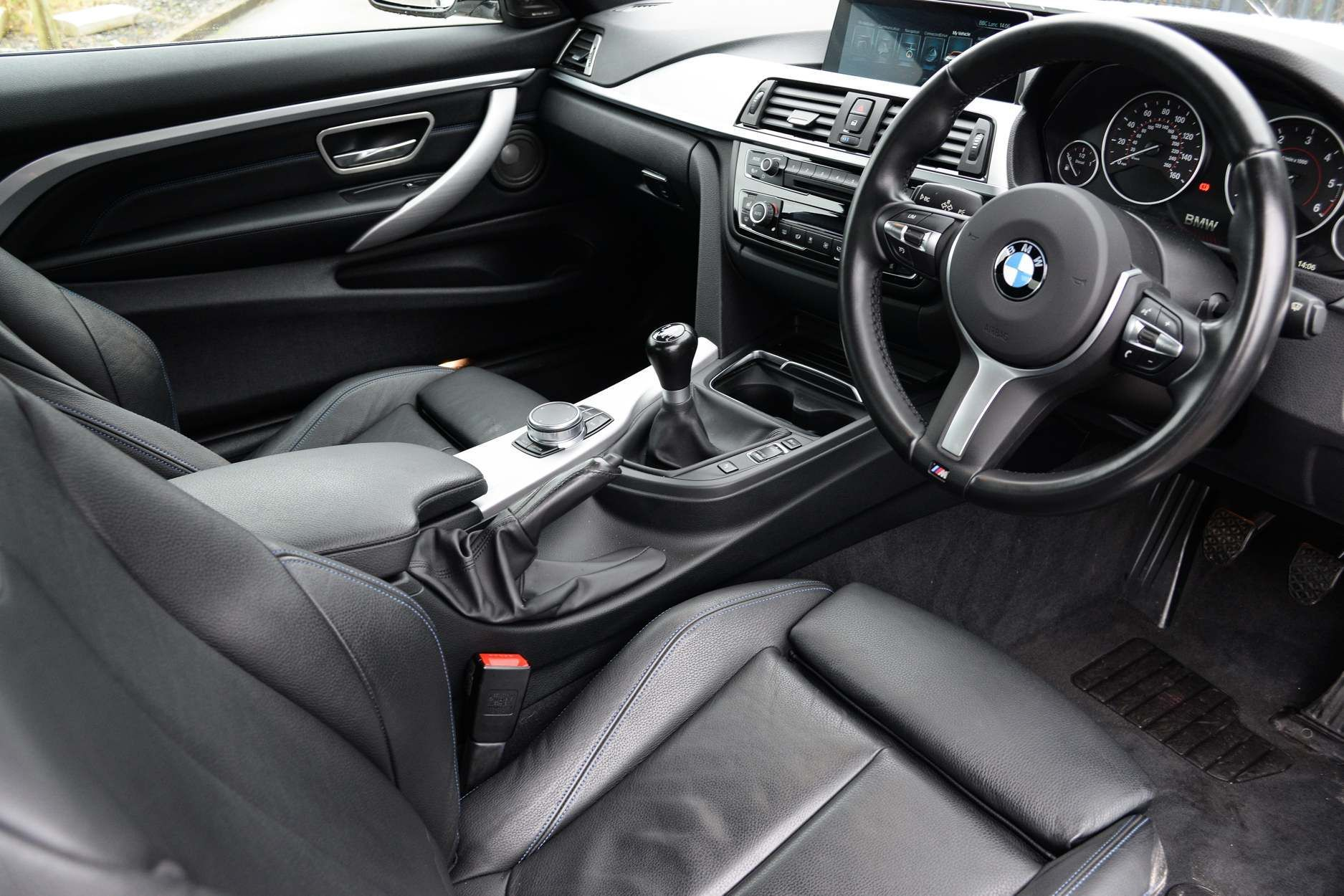Image 4 - BMW 420d M Sport Coupe (NA66GHY)