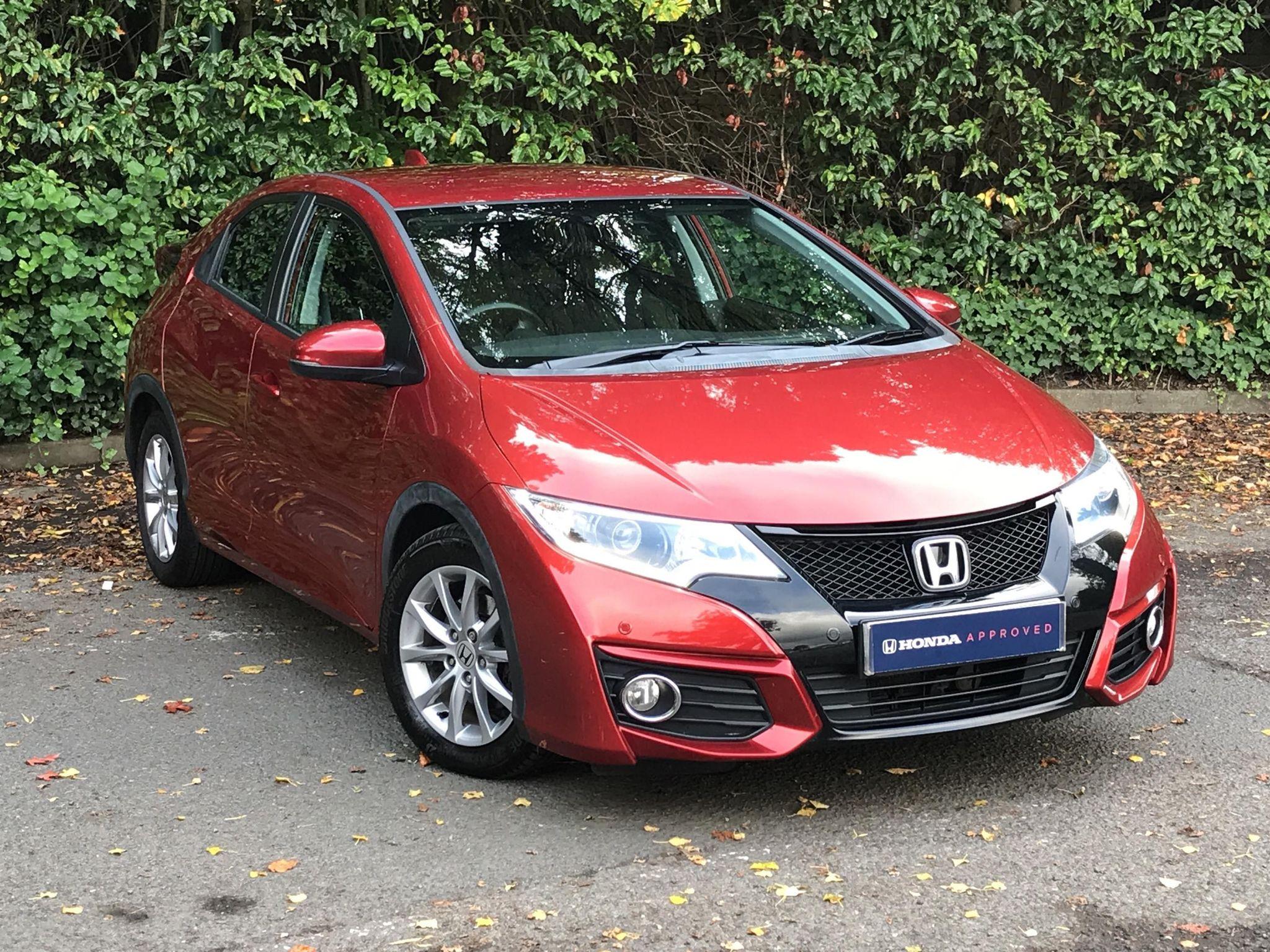 Honda Civic 1.6 i-DTEC SE Plus (s/s) 5dr