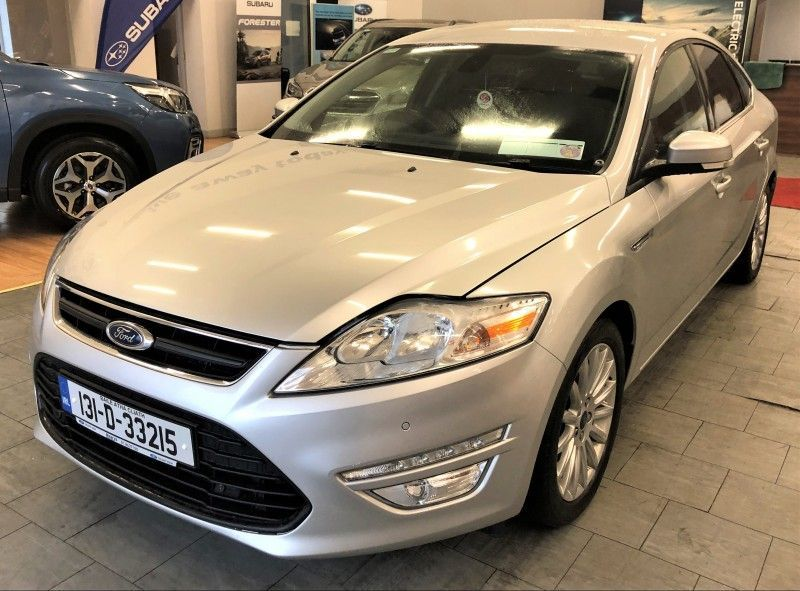 Ford Mondeo 1.6 TDCI ZETEC BUS ED E *FINANCE FROM €33 A WEEK*