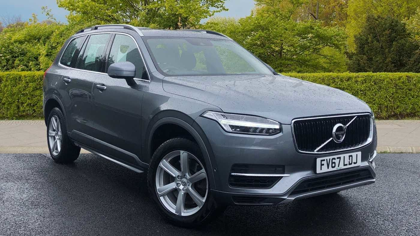 Volvo XC90 II T8 Twin Engine Momentum Pro (Xenium, Family and BLIS) - We are open - Buy Online Today 2.0 5dr