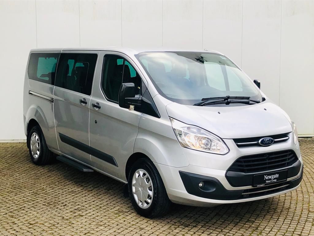 Used Ford Tourneo CUSTOM 2.0 TDCI 130 3 310 L2 ZETEC (2017 (171))