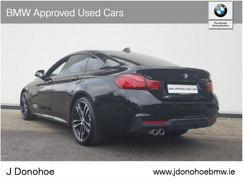 Used BMW 4 Series 420d M Sport Gran Coupe (2020 (201))