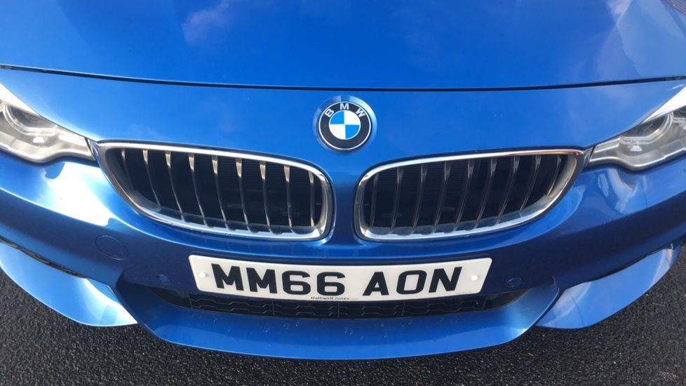Image 40 - BMW 440i M Sport Gran Coupe (MM66AON)