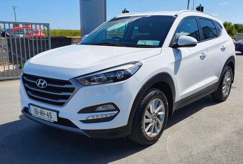 Hyundai Tucson COMFORT PLUS 5DR