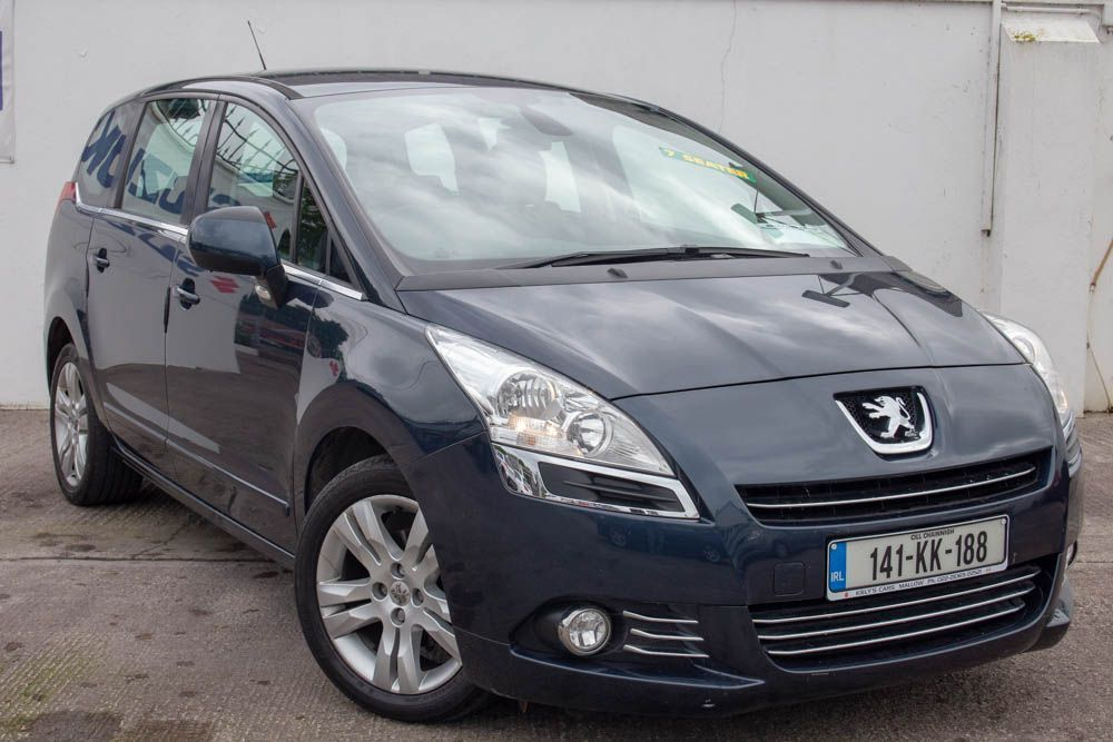 Peugeot 5008 ACTIVE 1.6 HDI 115 4DR