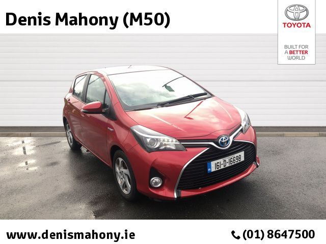 Toyota YARIS YARIS HYBRID LUXURY MC