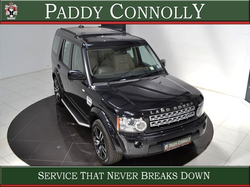 Used Land Rover Discovery Discovery 4  HSE 7 Seat (2012)