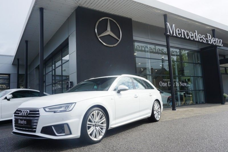 Audi A4 **JUST IN** S Line 40 TDI--S Tronic Auto-