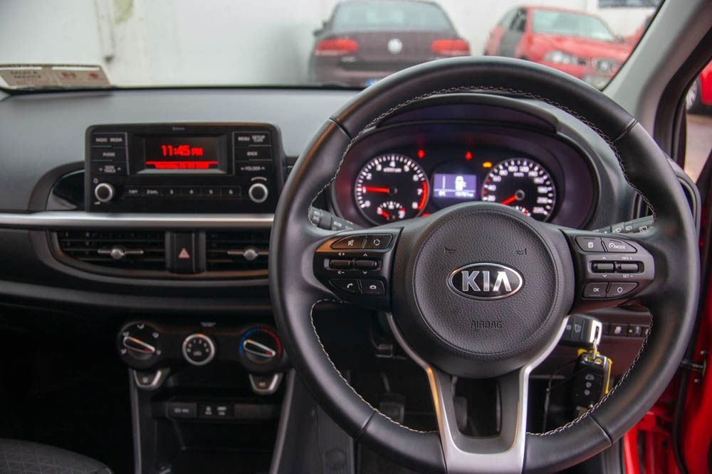 Used Kia Picanto K2 5DR (2019 (191))