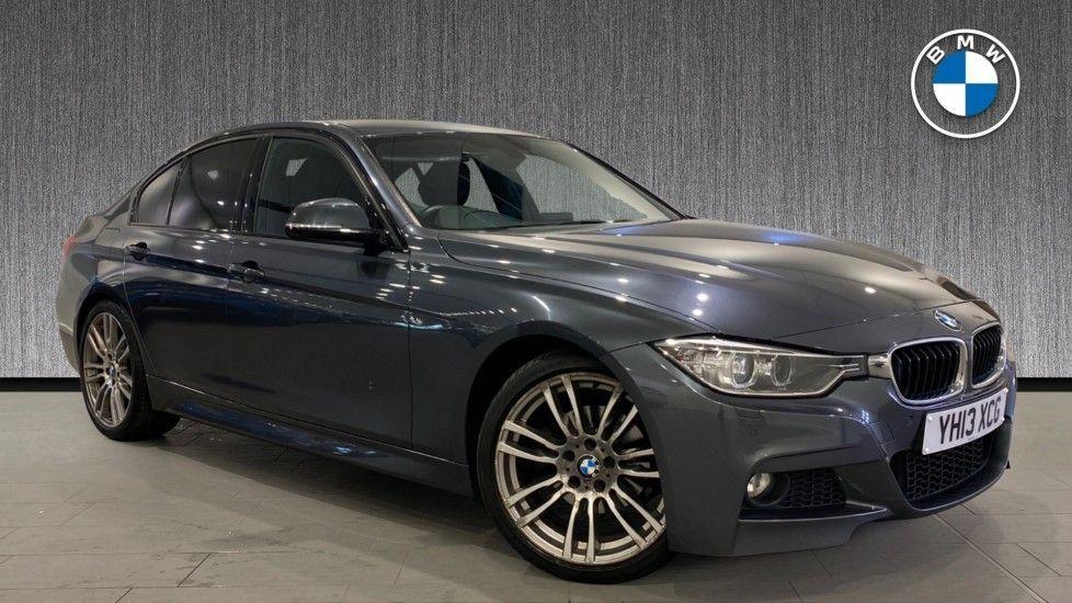 Image 1 - BMW 320d M Sport Saloon (YH13XCG)