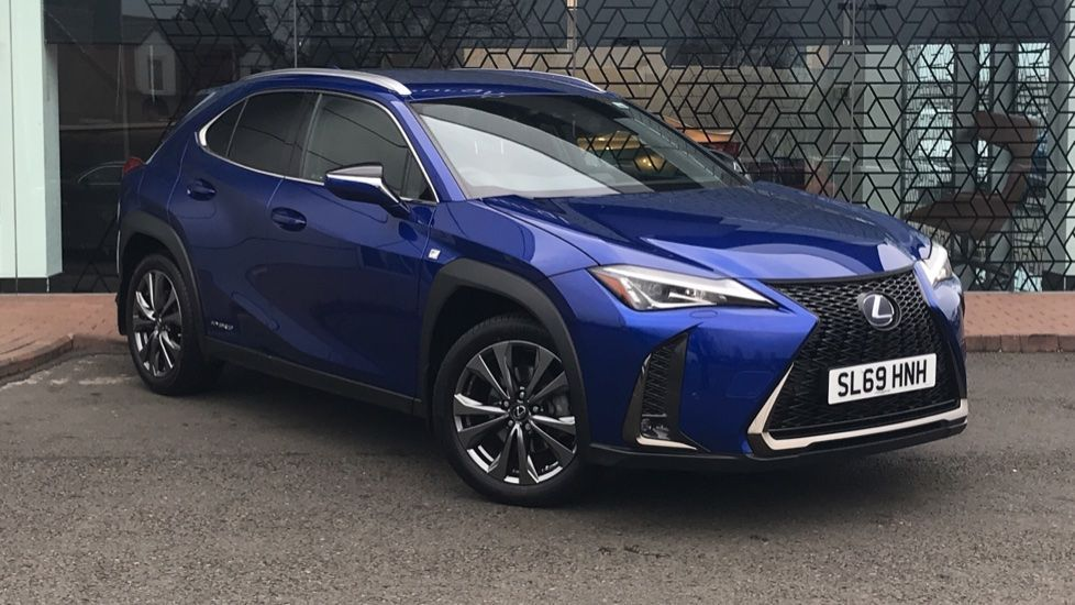 Used 2019 UX 250h F-Sport