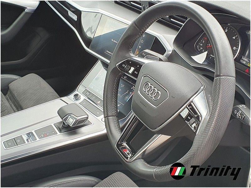 Used Audi A6 ** S-LINE ** 40 TDI ** MHEV ** 204 BHP ** STUNNING CAR ** TRINITY MOTORS ** (2019 (191))