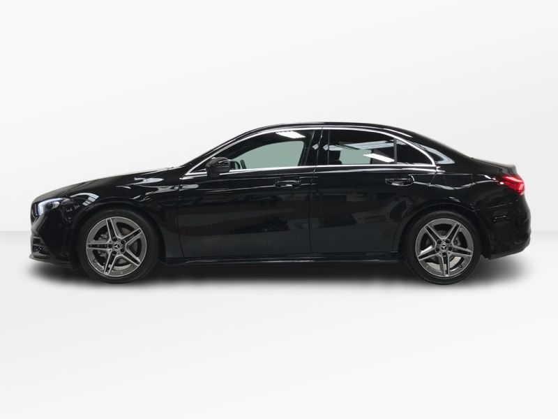 Used Mercedes-Benz A-Class A200 D AMG Line  Auto (2021 (211))