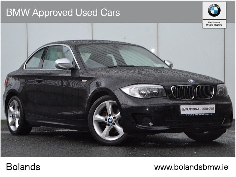BMW 1 Series 118d Exclusive Edition Coupe