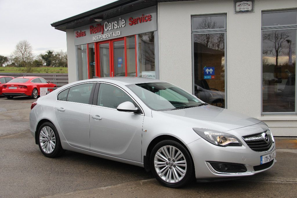 Opel Insignia NEW 1.6 MODEL * CDTI 136PS * 1 OWNER IRISH CAR FROM NEW * LEATHER & SAT NAV *  FULLY COMPREHENSIVE WARRANTY * FINANCE AVILABLE