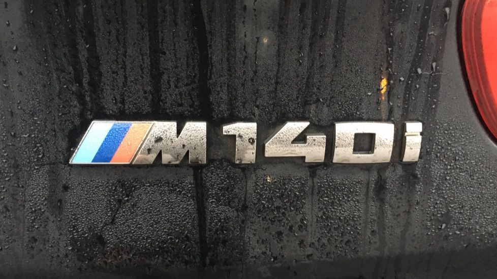 Image 22 - BMW M140i 5-door (MF17NPO)