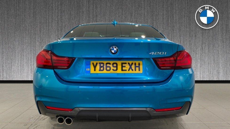 Image 15 - BMW 420i M Sport Coupe (YB69EXH)
