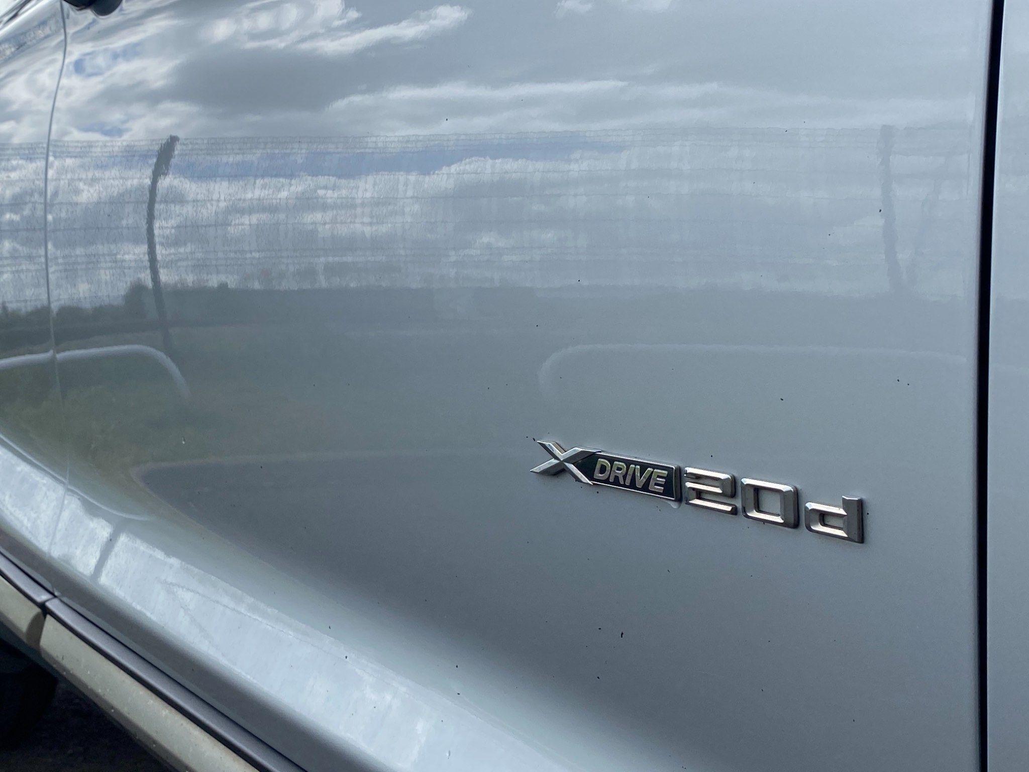 BMW X3 Images