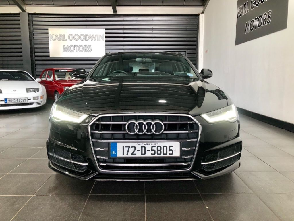 Used Audi A6 2.0 TDI S LINE S-TRONIC AUTO LOW MILES (2017 (172))