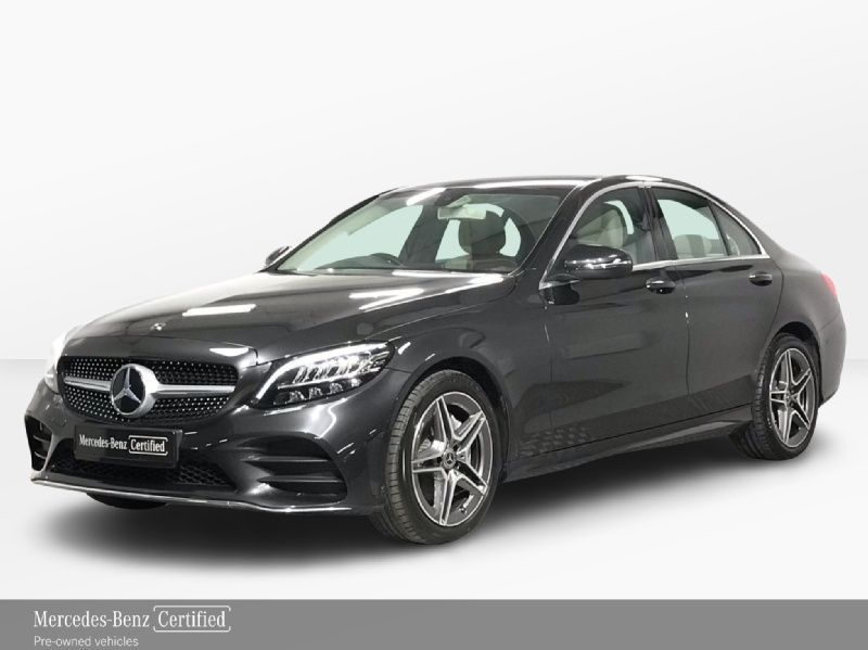 Mercedes-Benz C-Class 200 AMG Exterior Automatic - 18 Inch Alloy Wheels - Bluetooth Phone - Reversing Camera - Cruise Control - Heated Front Seats - Dual Climate Control