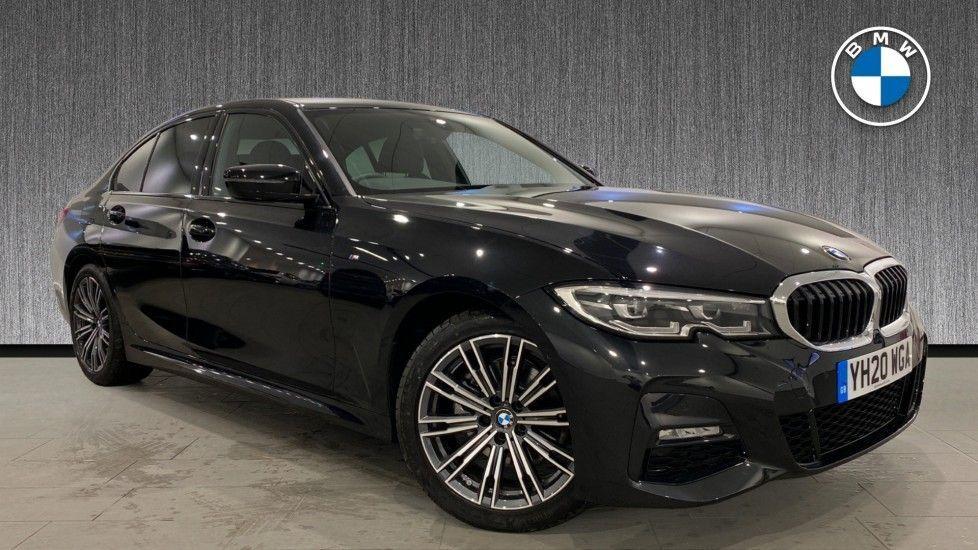 Image 1 - BMW 320i M Sport Saloon (YH20WGA)