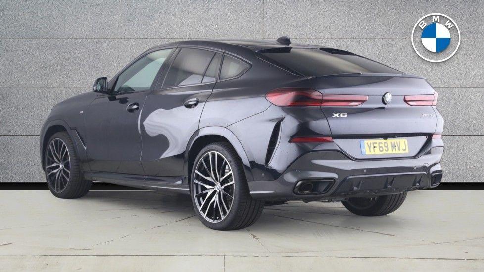 Image 2 - BMW xDrive40i M Sport (YF69MVJ)