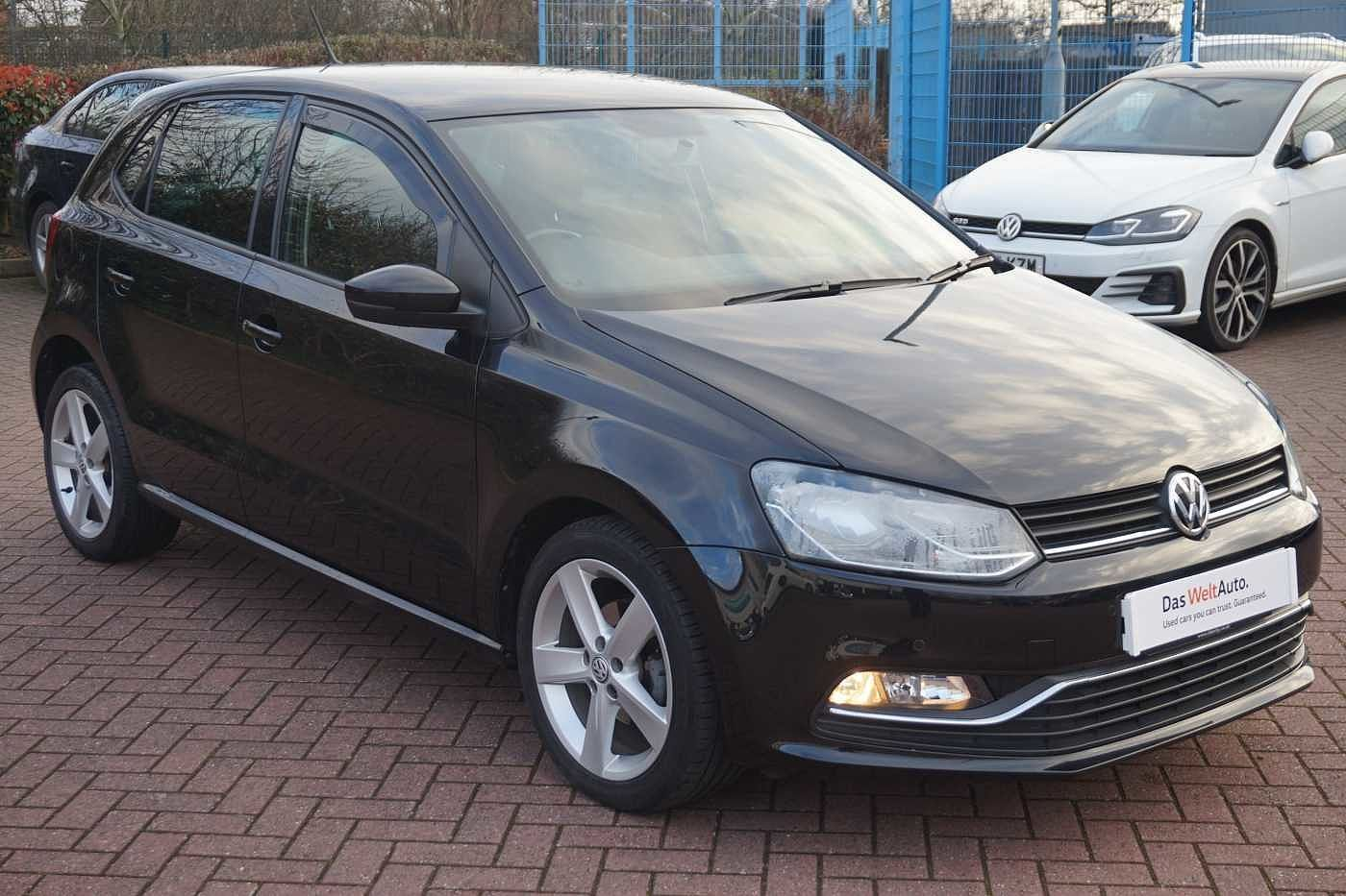 Volkswagen Polo 1.4 TDI BlueMotion Tech SEL (s/s) 5dr