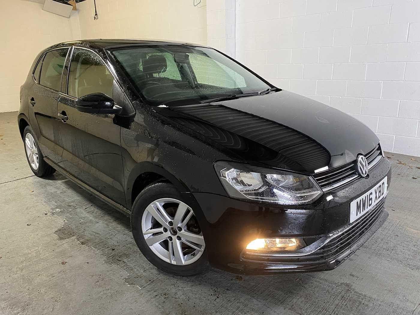 Volkswagen Polo 1.2 TSI BlueMotion Tech Match DSG (s/s) 5dr