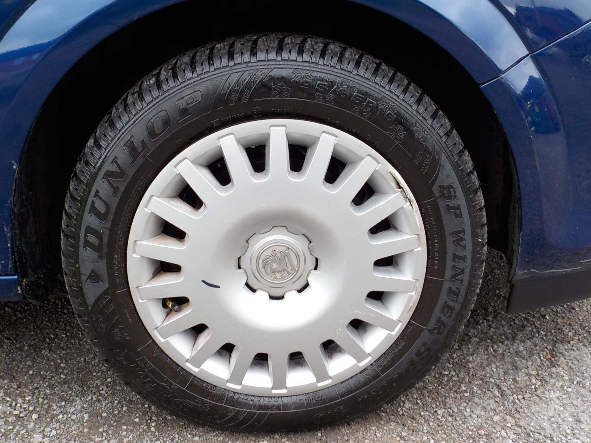 Vauxhall Astra 1.6 i 16v Life 5dr