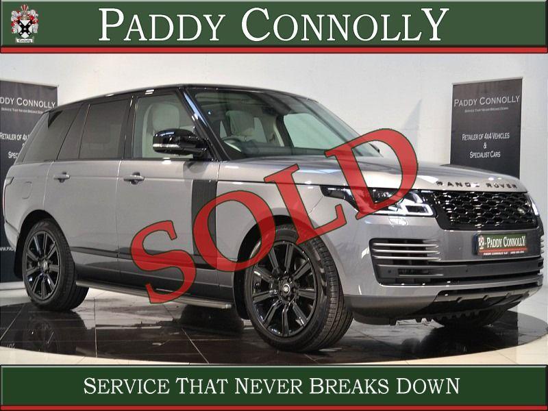Land Rover Range Rover 202D *5 Seat N1 Bus.Class* VOGUE P400e