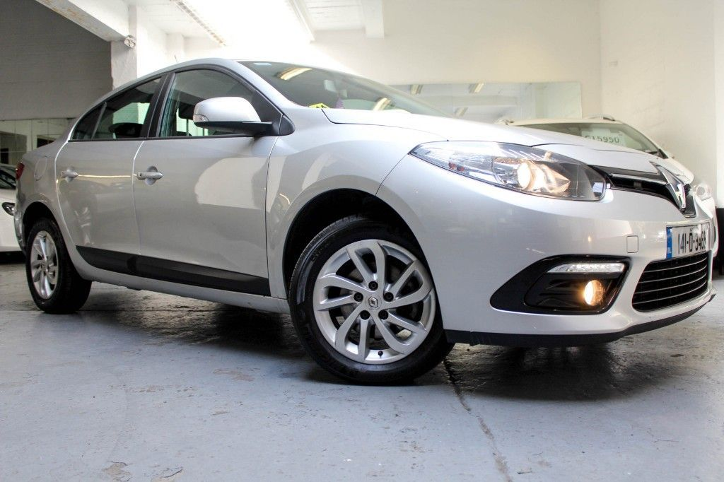Renault Fluence DIESEL DYNAMIQUE ONLY 70KLMS , TAXED 06/21 NCT 05/22