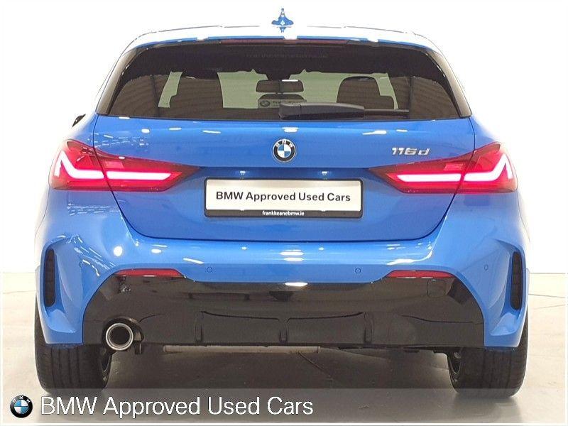 Used BMW 1 Series 116d M Sport (2020 (201))