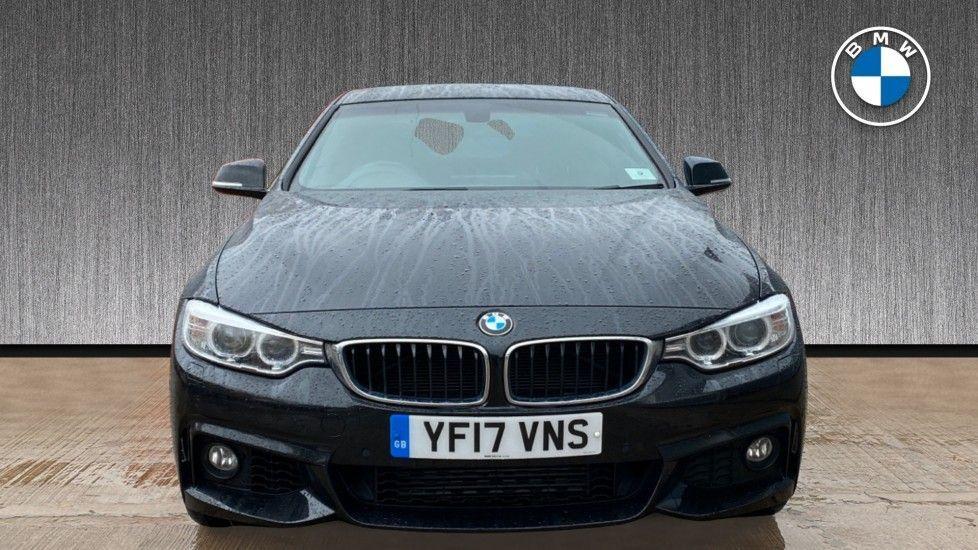 Image 16 - BMW 435d xDrive M Sport Coupe (YF17VNS)