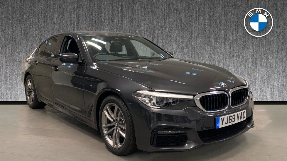 Image 1 - BMW 520i M Sport Saloon (YJ69VAC)