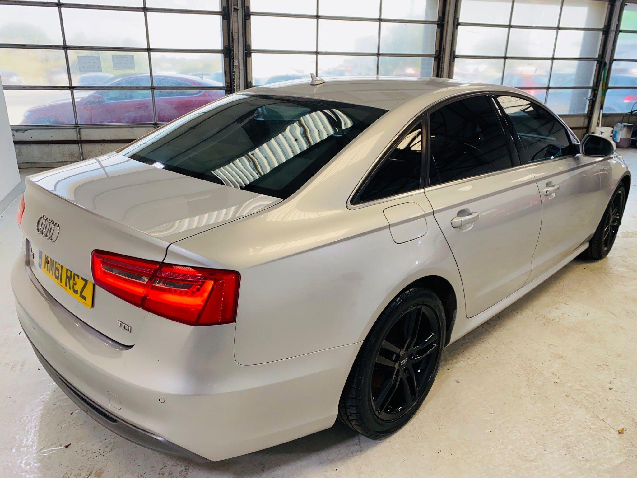 Audi A6 Saloon 2.0 TDI S line 4dr full