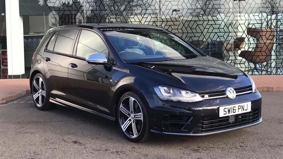 Used 2016 Golf 2.0 TSI R 5dr DSG