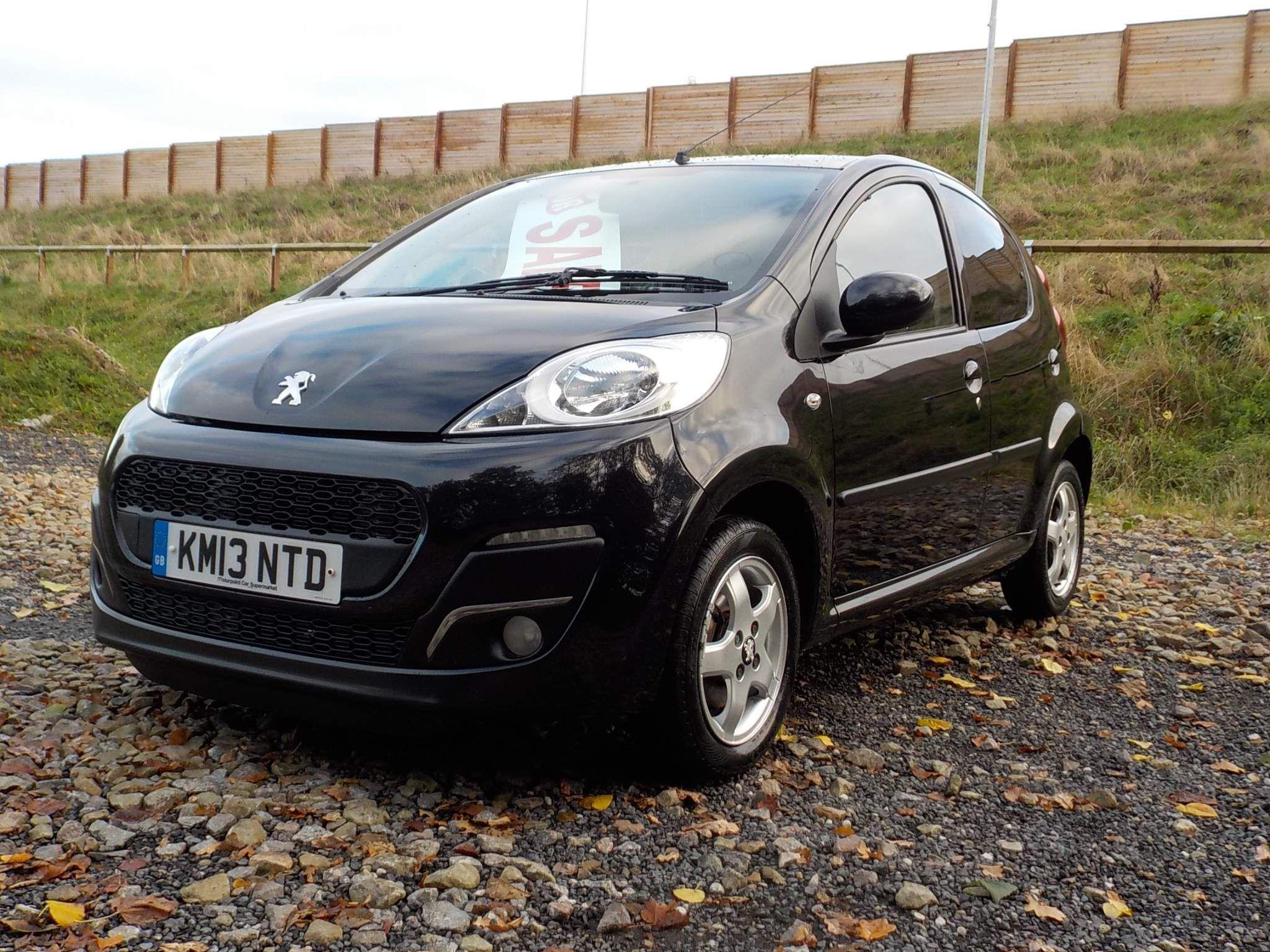Peugeot 107 1.0 12V Allure 5dr