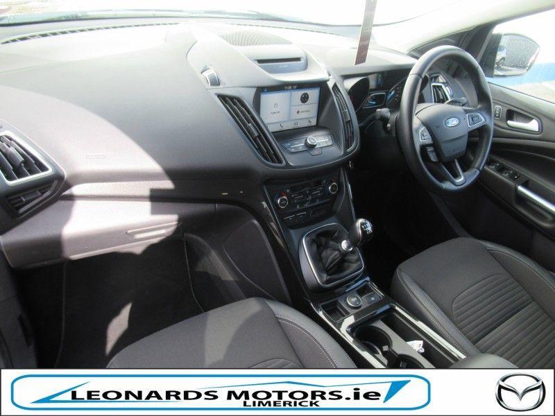 Used Ford Kuga TITANIUM 1.5 TDCI 120PS F (2018 (182))
