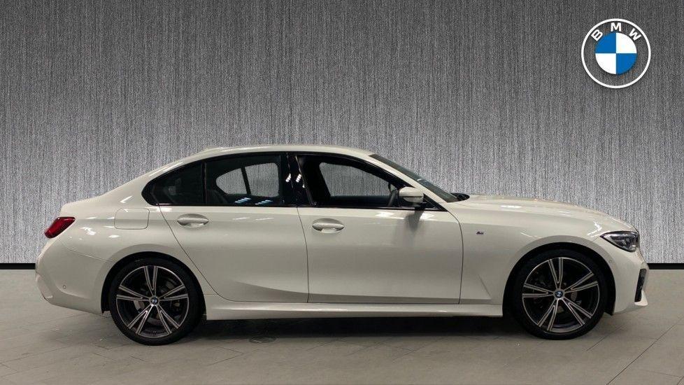 Image 3 - BMW 320i M Sport Saloon (PK20JWA)