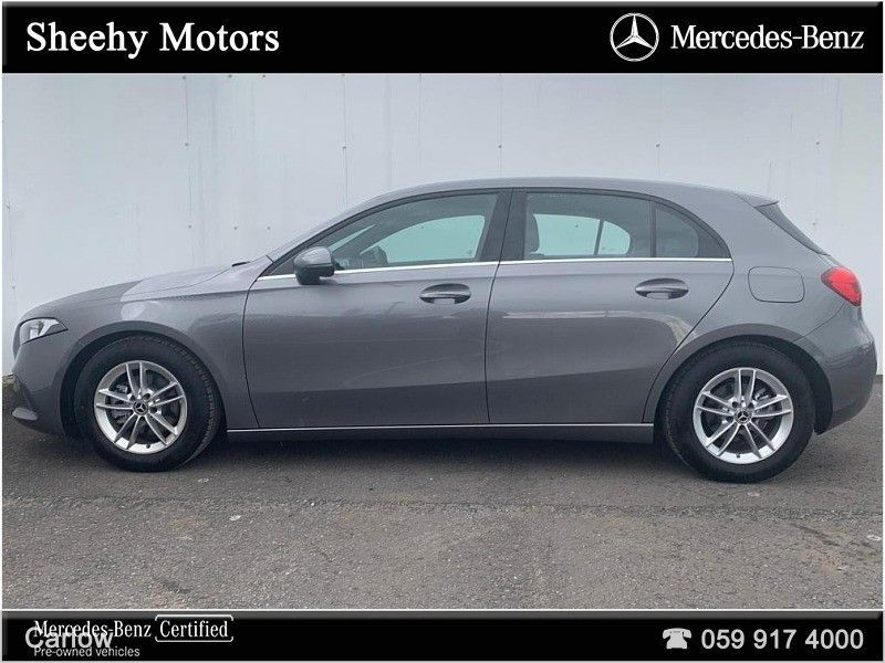 Used Mercedes-Benz A-Class A-Class A160 Style Petrol 5DR DEMO (2021 (211))