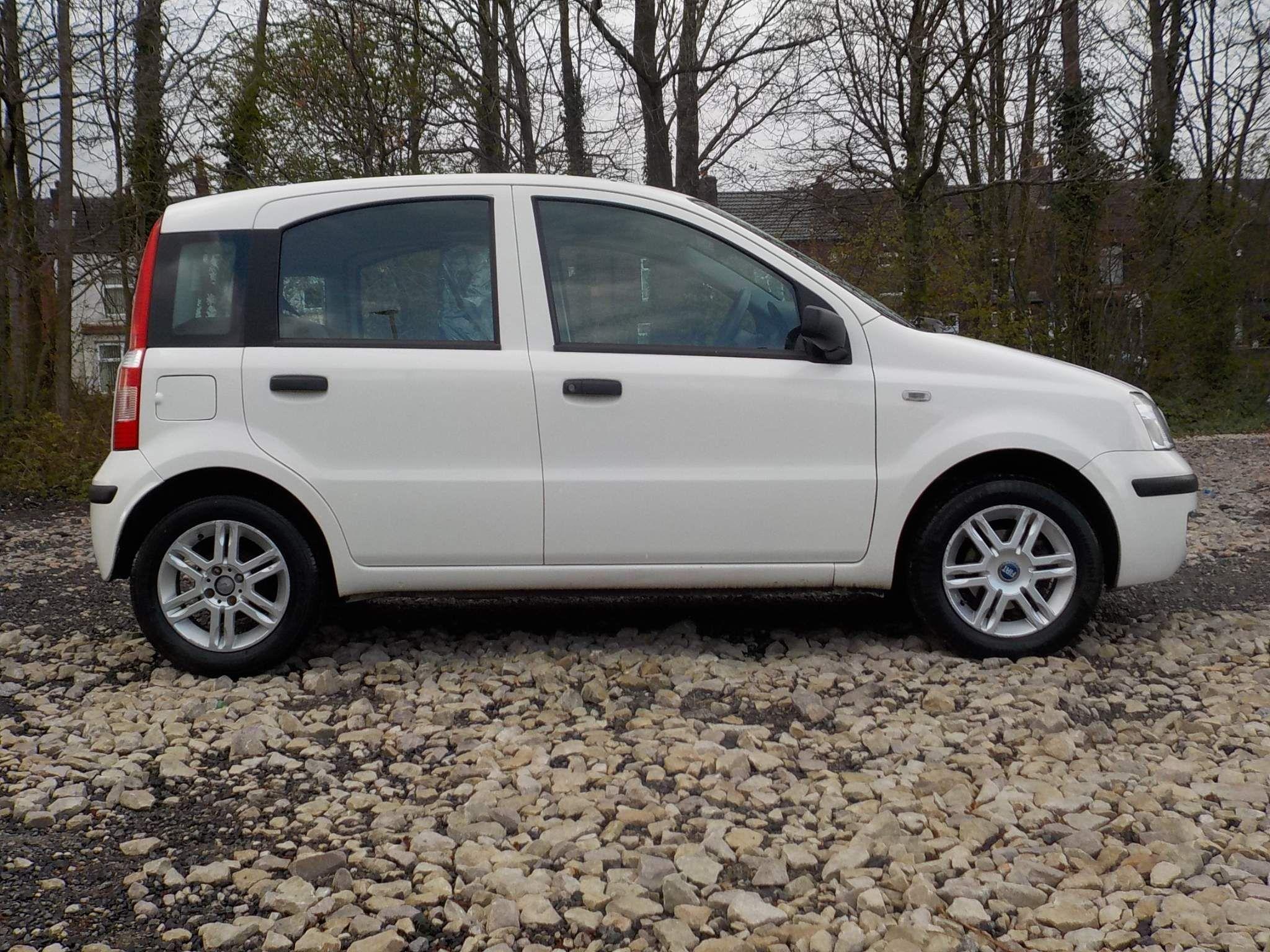 Fiat Panda 1.3 MultiJet 16v Dynamic 5dr