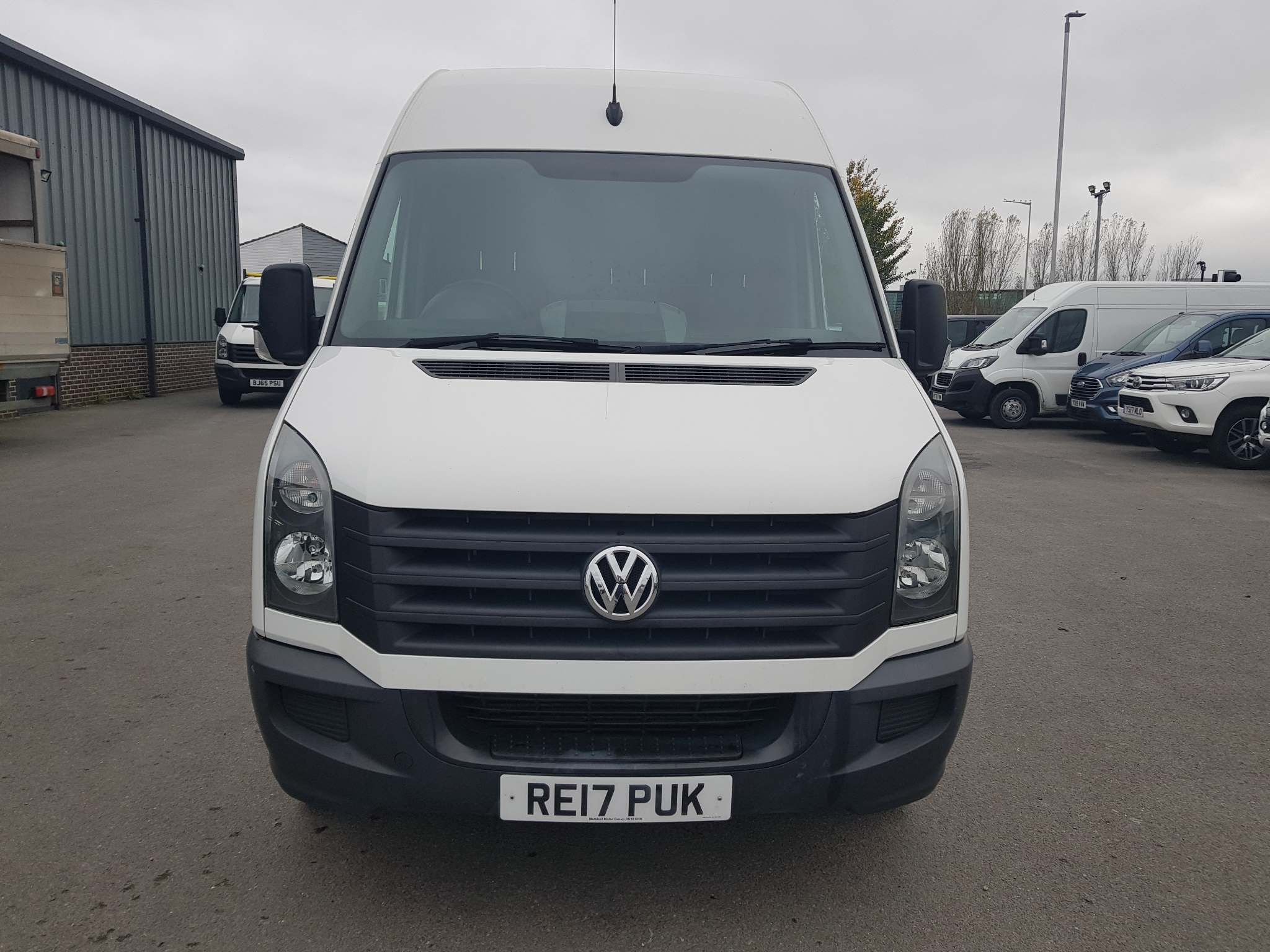 VolkswagenCrafter 2.0 TDICR35 High Roof For Sale